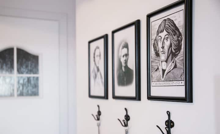 Polish Heroes: Fryderyk Chopin room
