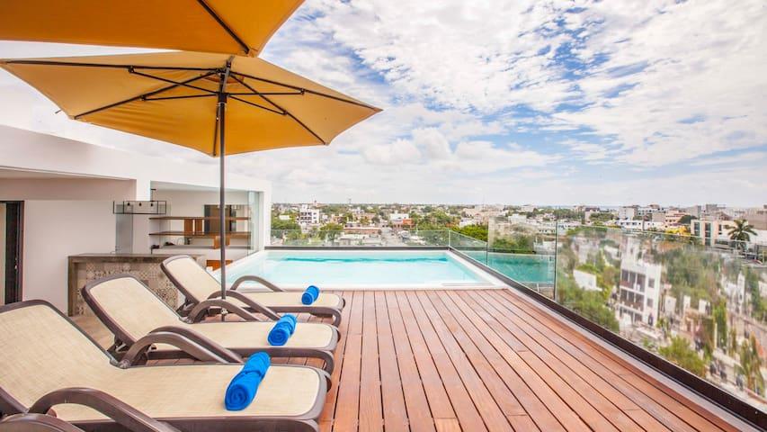 Espectacular Condo at Hotelito del Mar