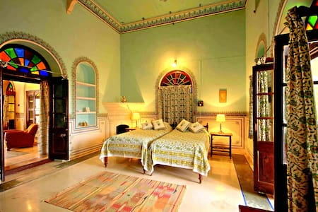 Stay in Ajmer ( 70 km from ajmer )