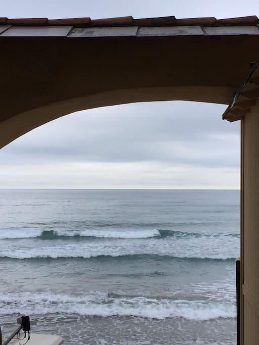 La nostra finestra sul mare!