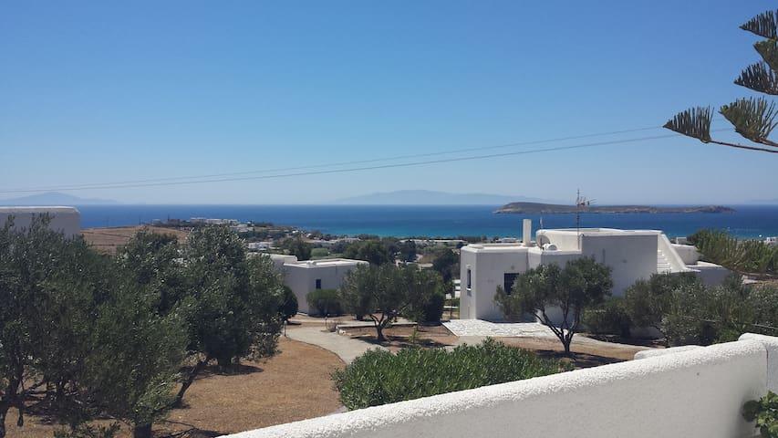 Paros-Golden Beach-Vélaniès Houses-maison A1