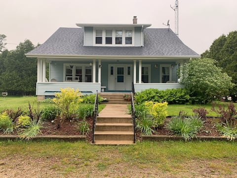 719 Main Road, Washington Island, WI 54246