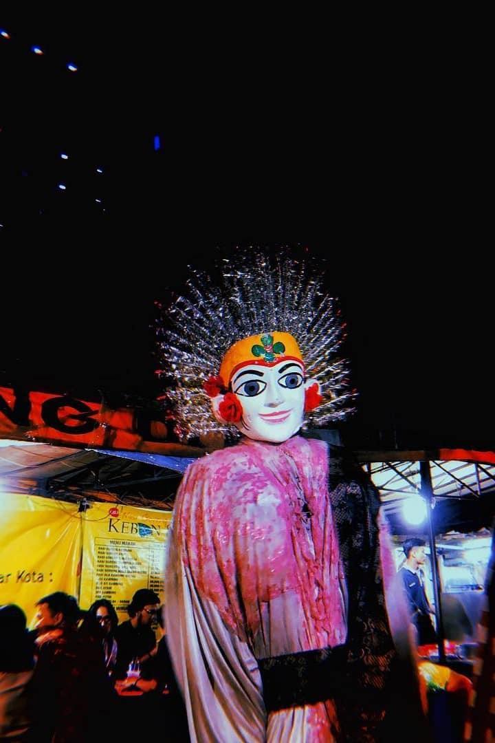 Tradisional Jakarta Puppet