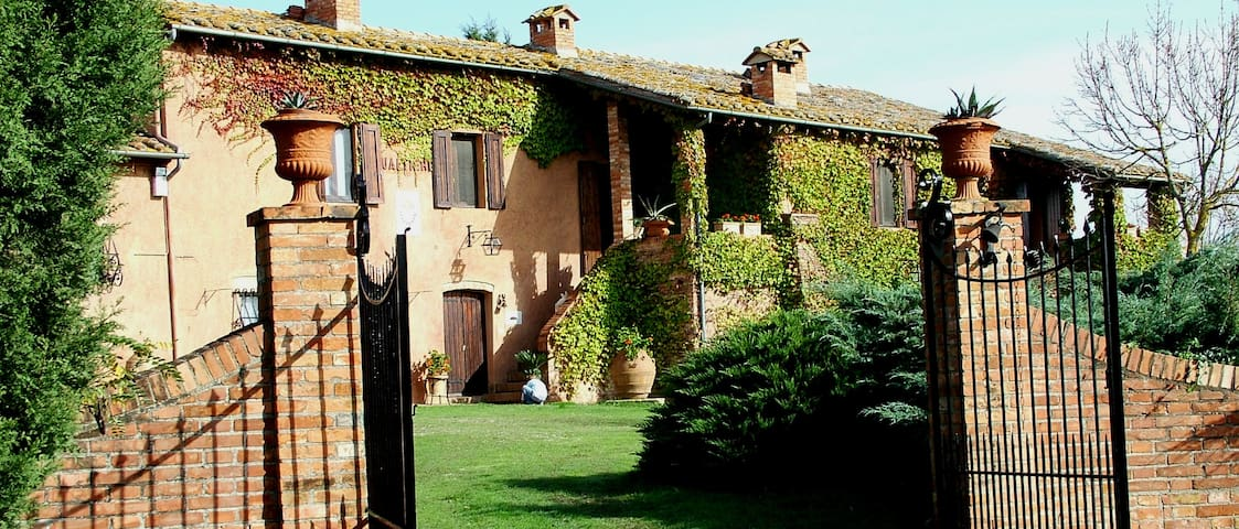 Agriturismo Le Gualtiere - Montepulciano - Apartamento