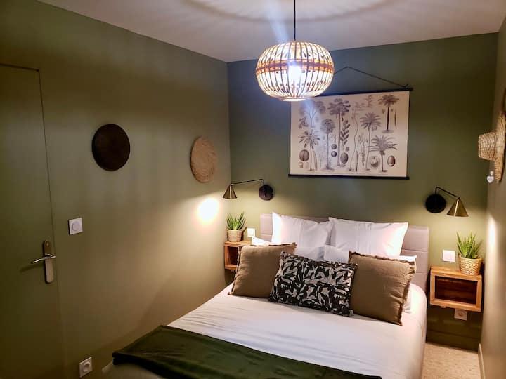"""Appartement 33m2 """"La casa Bali"""""""