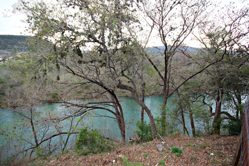 Enjoy the Sights and Sounds of the Guadalupe River