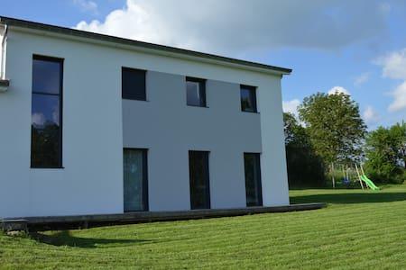 MAISON OSSATURE BOIS AU CALME dans LES VOSGES - Lignéville