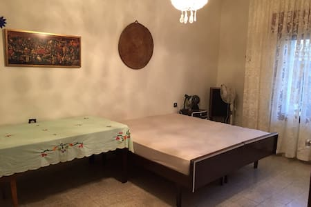 Double bedroom with shared bathroom - Nazareth