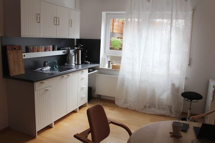 Schöne Ferien- oder Projektwohnung bei Bad Nauheim