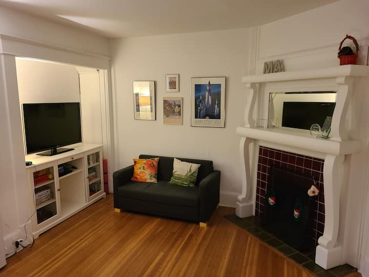 Charming Apartment near Kitsilano/Granville Island