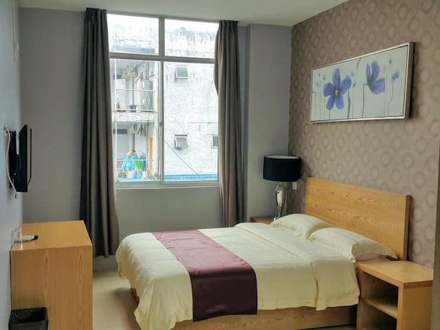 Residence 21 Boutique Inn (Deluxe Queen Room)