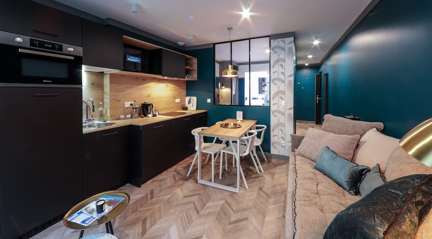 La Suite, stunning apartment ideally located
