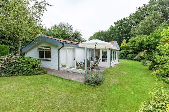 Boutique Holiday Home in Renesse with Garden