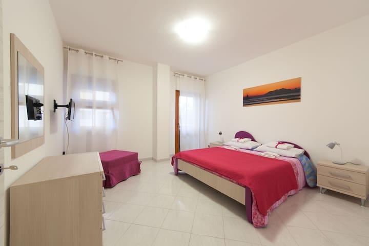 AppartamentiDueC Rosso X4