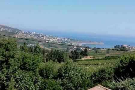Dellys appart standing vue sur mer au calme