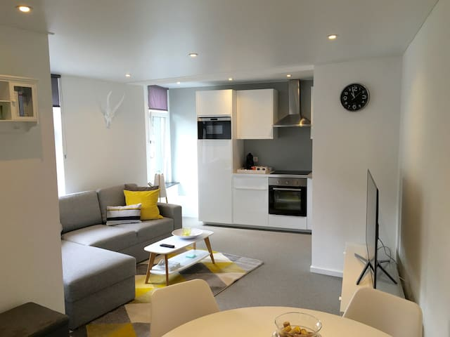 Le Coin Cocoon bis - Aywaille - Apartament