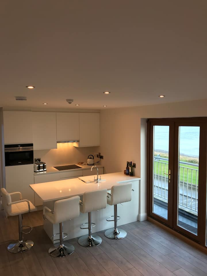 Beach Luxury in Dublin with stunning sea views.
