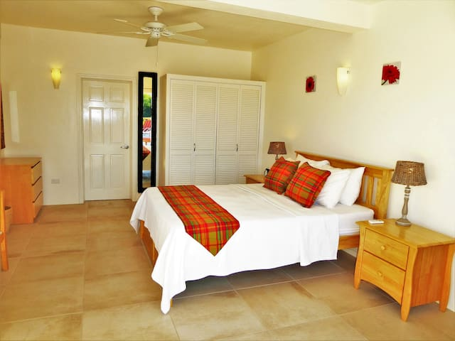 All bedrooms have plenty of storage space