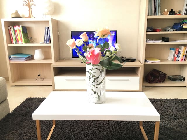 Cosy & lovely Appt well located ! - Fes - Apartment