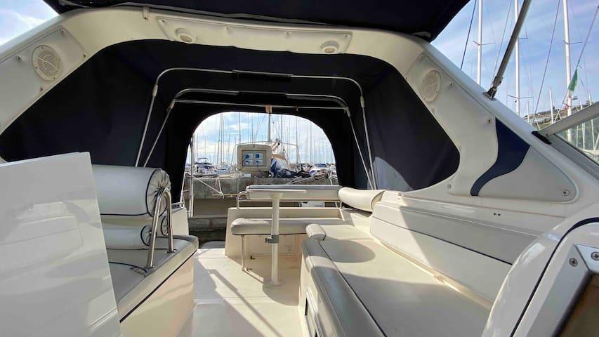 Ali's boat: B&B e monopattini free