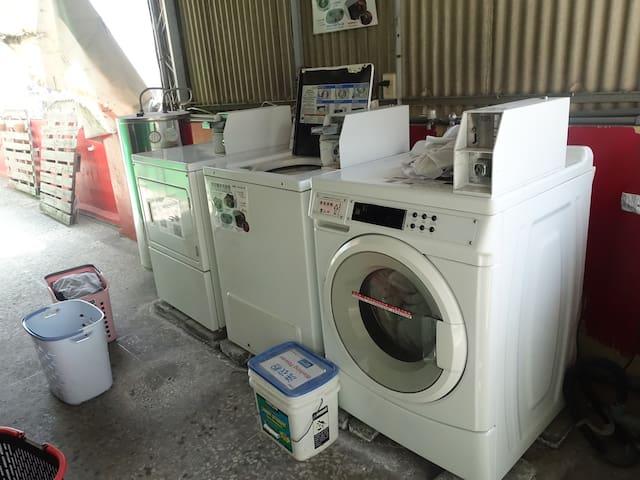 頂樓  洗衣間