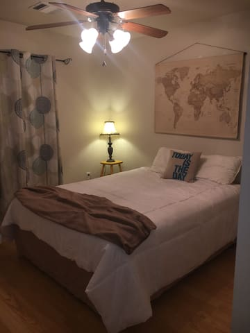 Cozy Private Room 12 miles from Palo Duro Canyon