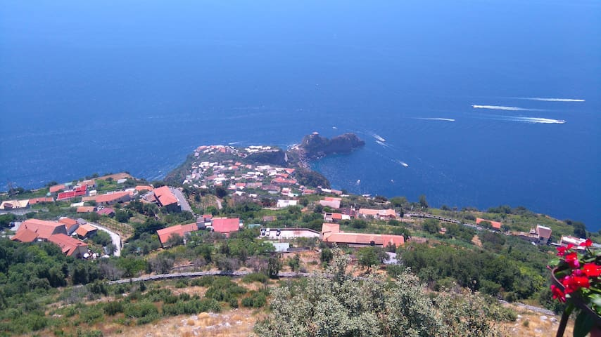 Apartment 2/4 Pax near Amalfi Path of the Gods - Agerola - Apartemen