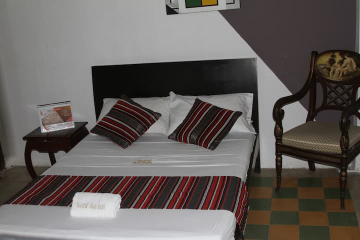 Double Room with en suite San Gil-Colombia