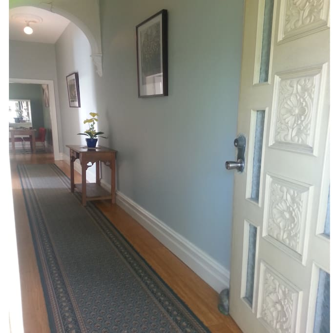 Private entry Hall