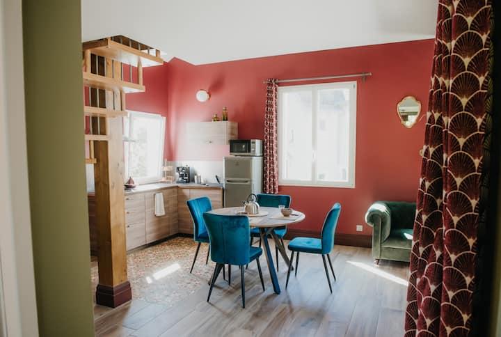1 bedroom apartment | La Maison Augustine