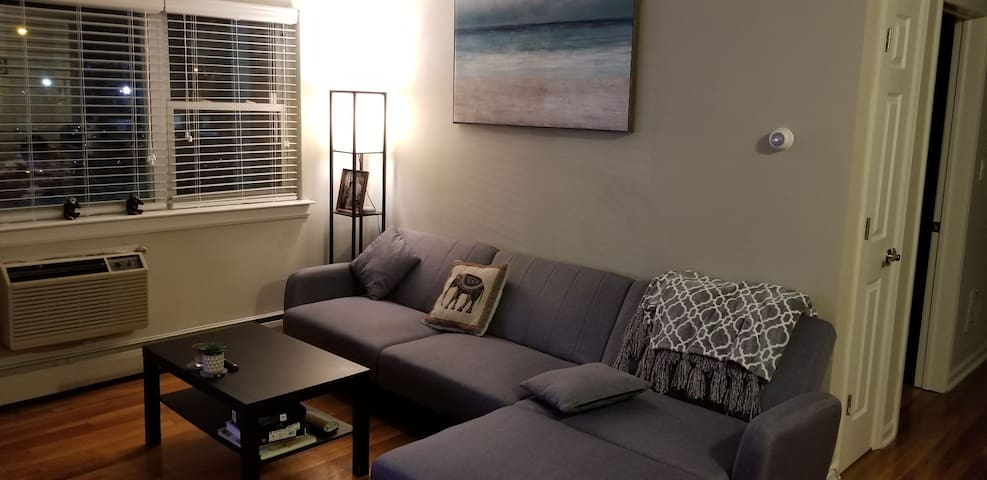 Comfy + Enjoyable 1bdr Apartment in Central Jersey