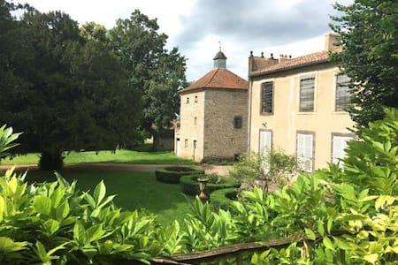 Le Grand Enclos: 3 chambres d'hôte proche Vichy - Effiat