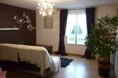 appartement entier - Saint-Paterne-Racan - Apartment