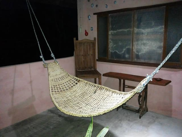 Your own private hammock.