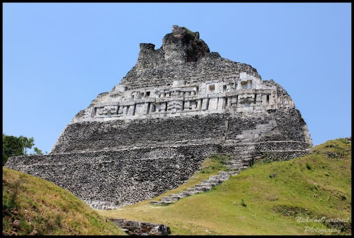 Xunantunich - We can arrange all your sight seeing adventures!