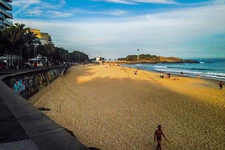 Praias Zona Sul com charme. Copa/Ipan/Arpoador - Rio de Janeiro - Byt