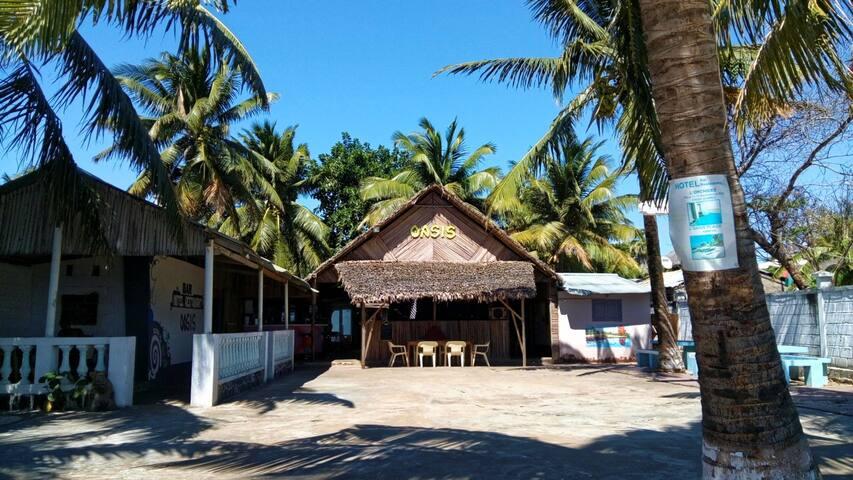 k-Bar Oasis à Ramena Plage, Madagascar