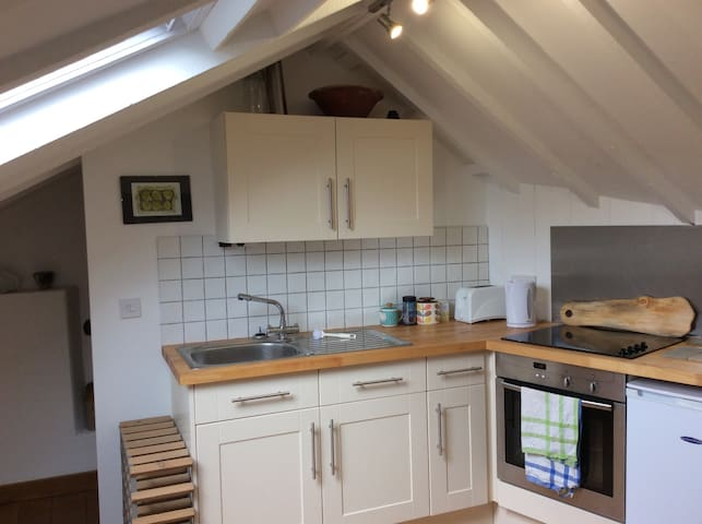 Converted Linhay one bed hideaway. - Calstock  - House