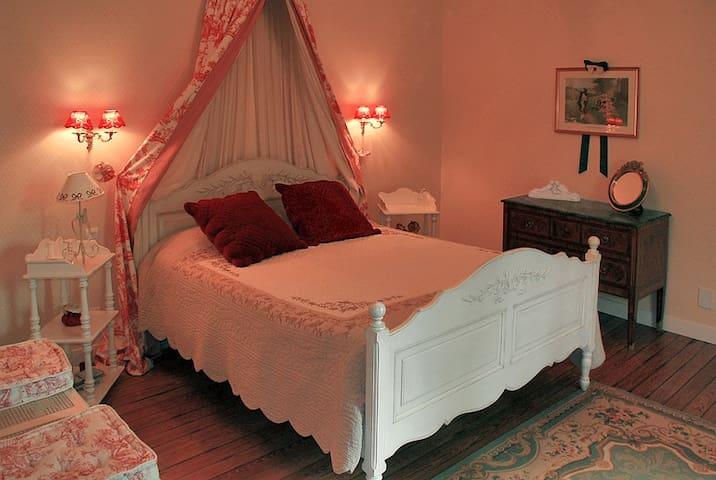 Chambre Mathilde - vandenesse en auxois