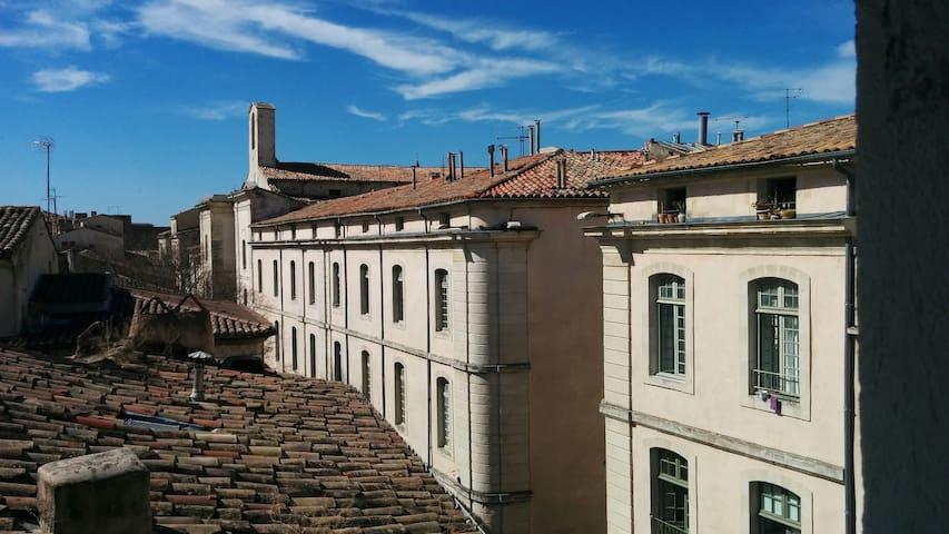 Ambiance cosy à Nîmes !
