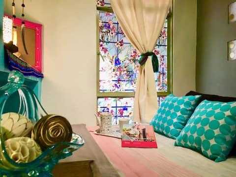 Mini Apartamento/ROMANCE e RELAXAMENTO/CENTRO HISTÓRICO