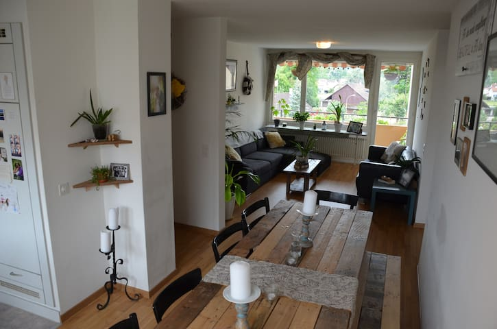 Cozy apartment in suburbs of Zurich - Brugg - Apartamento