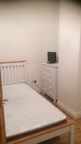 Comfortable double bed, Northampton town centre