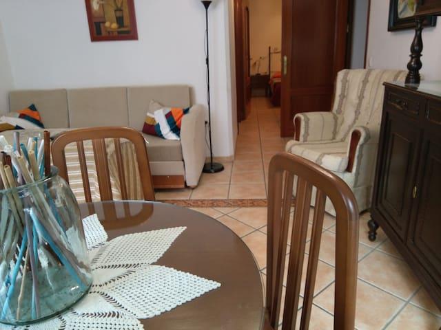 Apartamento en la Sierra de Cádiz - Prado del Rey - Daire