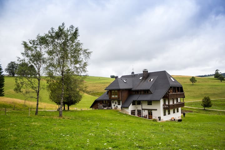 Black Forest - Oberried - Daire