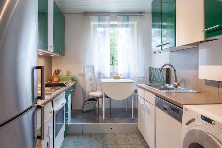 Doppelzimmer im Süden von Nürnberg - Nuremberg - Apartment