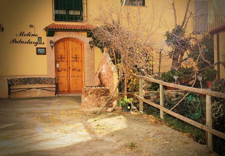 La Volandera, apart. Rural Río Mundo, 3 espigas