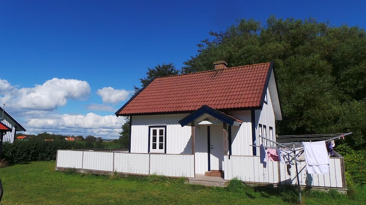 Small Cottage near the beach at Koster