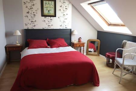 Jolie chambre proche de Dinan - Trélivan - Huoneisto