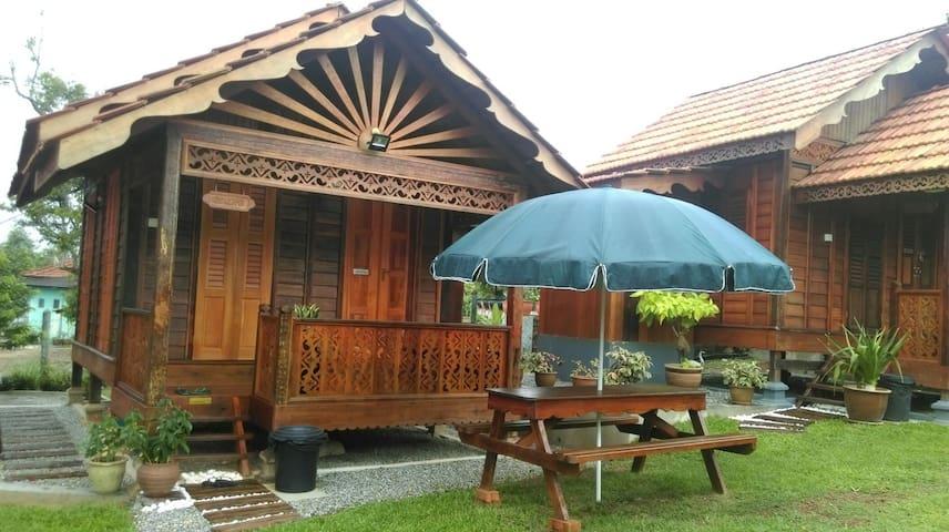 Local Chalet @ Melaka, Afamosa - Alor Gajah - Huis